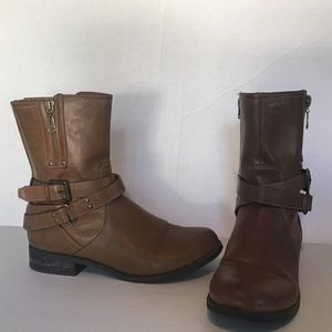 G by Guess brown boots. Size 8.5